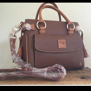 NEW Florentine Pocket Satchel